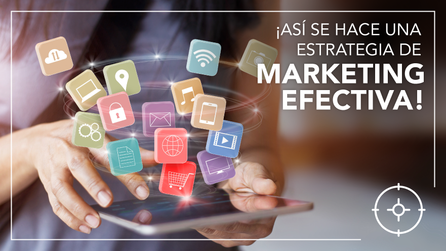 Estrategia de marketing efectiva